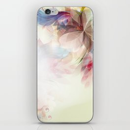 Boho Whisper iPhone Skin