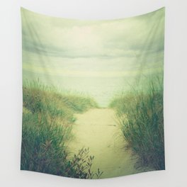 Finding Calm Wall Tapestry