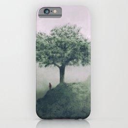 Tree gods iPhone Case