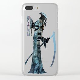 Wight: Maree di Morte Clear iPhone Case