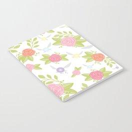 Garden of Fairies Pattern Notebook