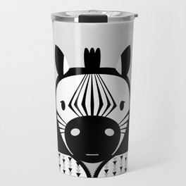 Ziggi Zebra Travel Mug