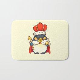 King Penguin Bath Mat