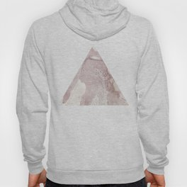 Cherry Blossom Pink Marble Hoody