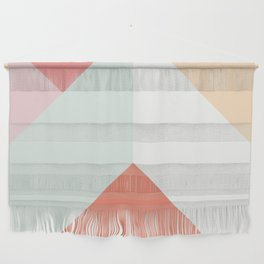 Ultra Geometric II Wall Hanging