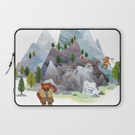 Bear troop Laptop Sleeve