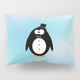 Classy penguin Pillow Sham