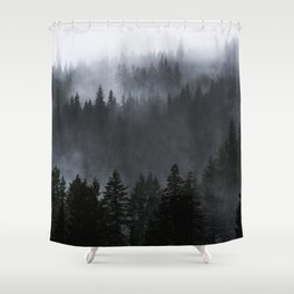 A Walk in the Woods - 23/365 Shower Curtain