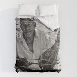 The Cretan busker Comforters