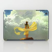 wind iPad Cases featuring Wind by Artem Rhads Cheboha