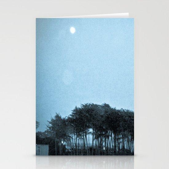 Blue Cypress Stationery Cards