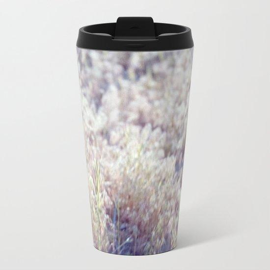 17 Sespe Grass Metal Travel Mug