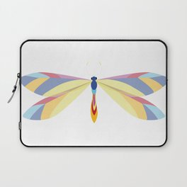 Colorful Dragonfly Laptop Sleeve