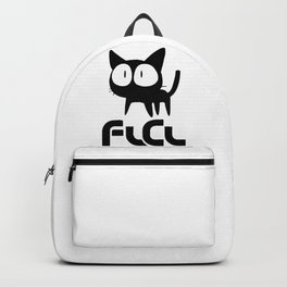 FLCL - Cat Backpack
