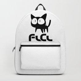 FLCL - Cat Backpack