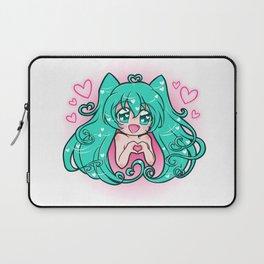 Vocaloid: Love Miku Laptop Sleeve