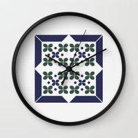 portugal Wall Clocks featuring Portugal #2 by Rafael CA