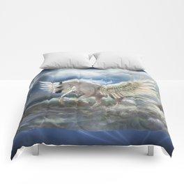 Pegasus Rising Comforters