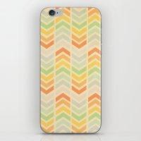infinity iPhone & iPod Skins featuring Infinity by Skye Zambrana