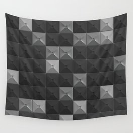 square puzzle Wall Tapestry