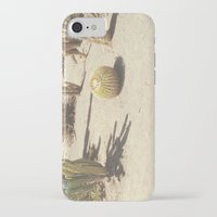 cacti iPhone & iPod Cases featuring Cacti by Amber Barkley