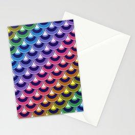 Koi Nobori Niji Stationery Cards