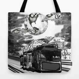 San Franscisco Tote Bag