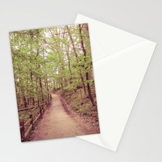 Spring Forest 6 Stationery Cards