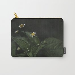 Botanical Still Life Chamomile Carry-All Pouch