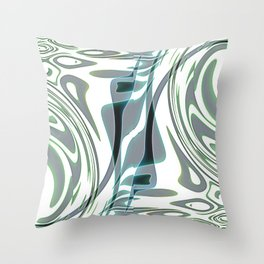 abstract colorful background for decoration Throw Pillow