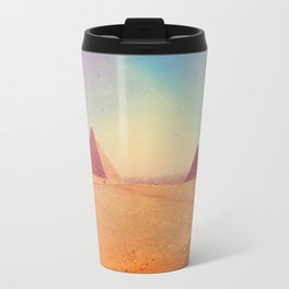 Pharaohs & Pyramids II. Travel Mug