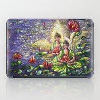 buddha iPad Cases featuring Buddha  by Harsh Malik