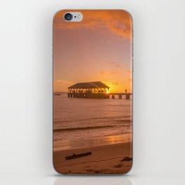 Hanalei Bay, Hawaii iPhone Skin