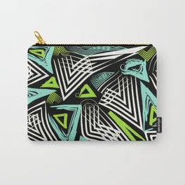 Tribal Zest Carry-All Pouch