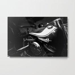 Gas Tank Metal Print