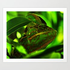 Part Of The Nature #society6 #home #tech Art Print