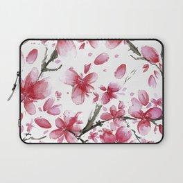 Cherry Blossoms #society6 #buyart Laptop Sleeve