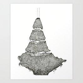 Discovery 2 Art Print