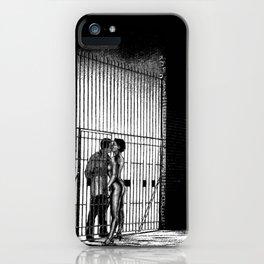 asc 933 - Les amants maudits (Two sides) iPhone Case