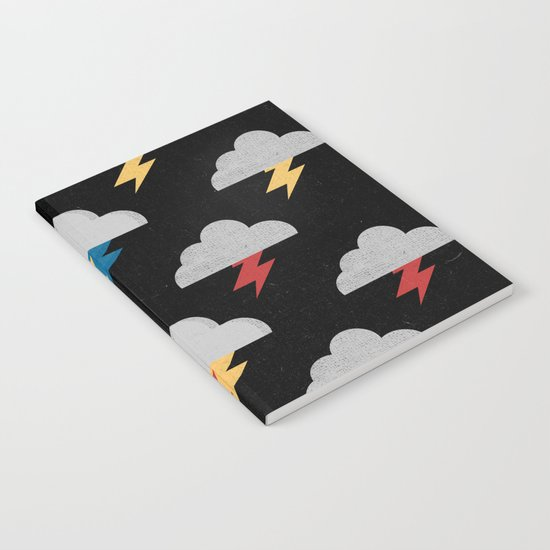 Thunderclouds Notebook