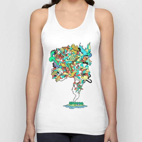 Thick Lucidity Unisex Tank Top