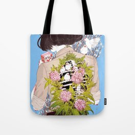 Strawberry Milk Tote Bag