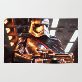 Captain Phasma Rug