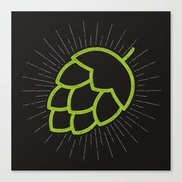 Me So Hoppy Canvas Print