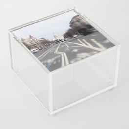 In the Streets of DC Acrylic Box