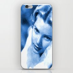 Grace kelly 3 iPhone & iPod Skin