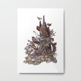 Stump (no labels) Metal Print