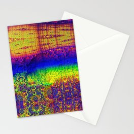 Nearing Narcosis Stationery Cards