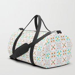 Moroccan pattern no 5 Duffle Bag