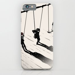 I'm In Lesbians With You iPhone Case
